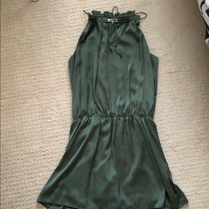 Green BB Dakota dress